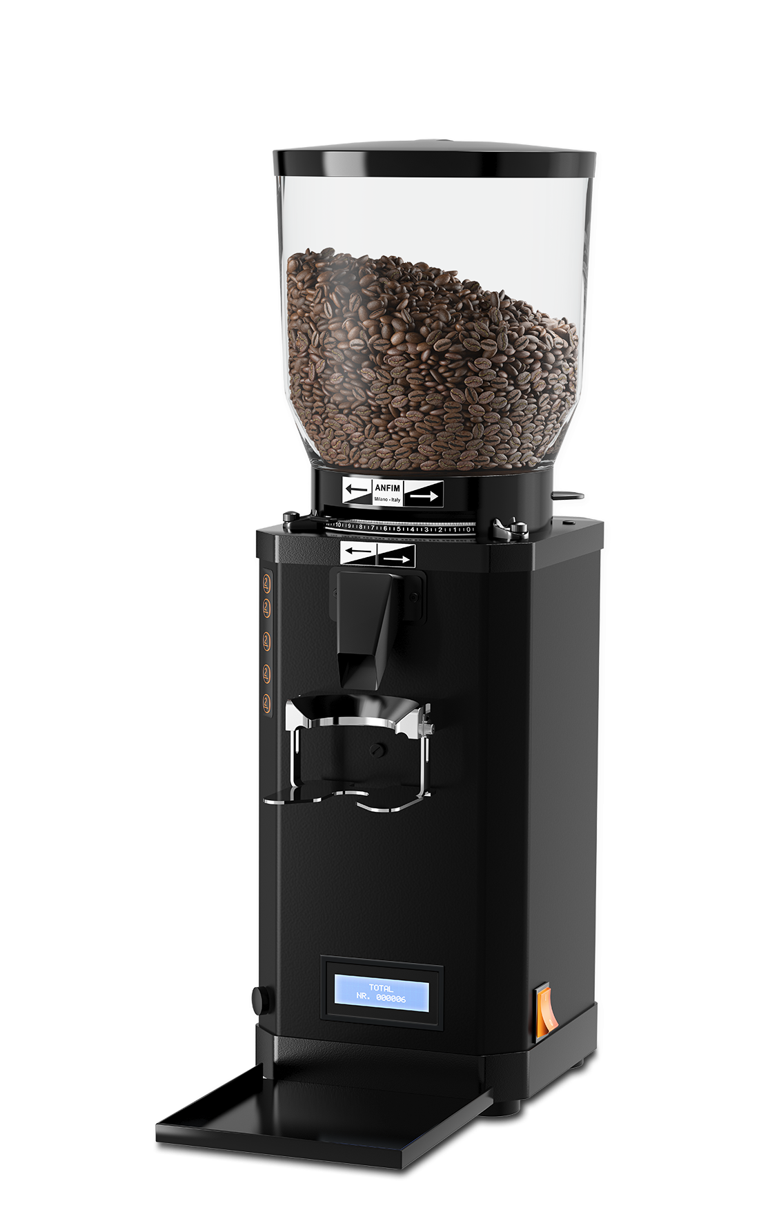 Anfim Caimano On Demand macinacaffe' espresso