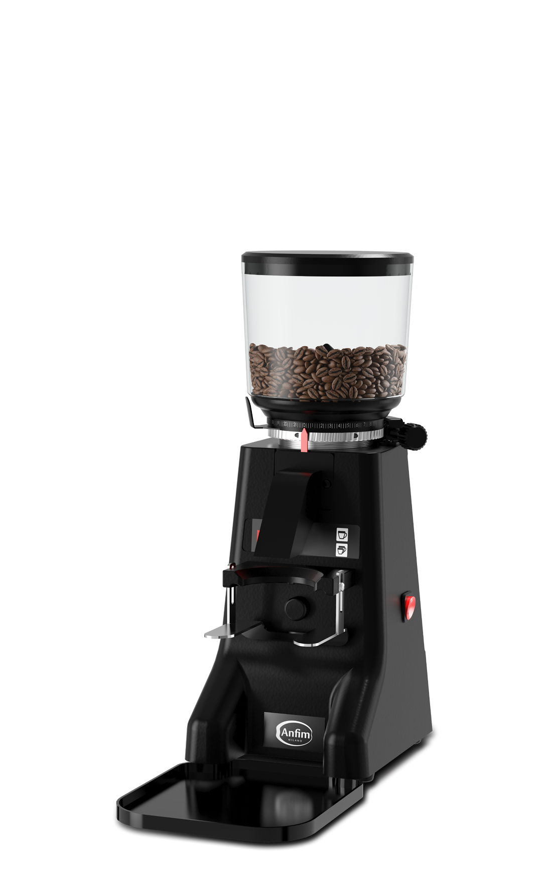 Anfim Best On Demand Electronic stepless macinacaffe' espresso